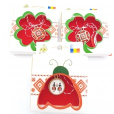 (x-y) Martisor pandant Motive Traditionale - set 3 bucati
