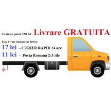 R .  LIVRARE RAPIDA si GRATUITA*