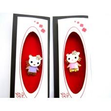 Martior Brosa Hello Kitty CC- 1 bucata