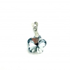 APS35 - Pandant cristal floricica - set 5 bucati