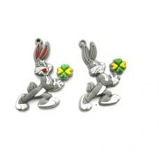 (APC14)D13 - Martisor Bugs Bunny - set 10 buc