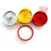 ACGS01 Cutiuta eleganta rotunda mica - 1 bucata