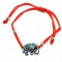 CB13 - Bratara elefantel colorat