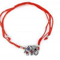 CB29 - Bratara elefantel colorat + Plic cadou