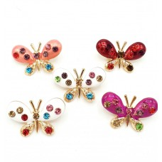 ABGM11 - Brosa Joy Butterfly - set 5 bucati