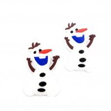 APC23 - Martisor Frozen Olaf - set 10 bucati