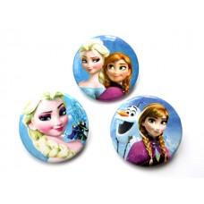 AI01 - Insigna Frozen - set 5 bucati