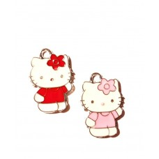 APS16 - Pandant Hello Kitty - set 5 bucati