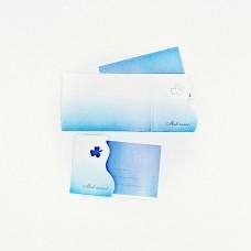 AT20 - Cartonas cu mesaj - set 50 bucati