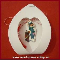 (APC14-ACA03)Martisor Tom & Jerry in cutiuta